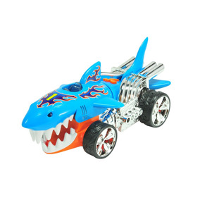 Hot Wheels Extreme Actions Sharkruiser - Dtc