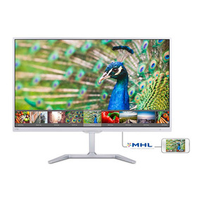 Monitor Philips 27 Led Hdmi Dvi Vga 276e7qdsw/27