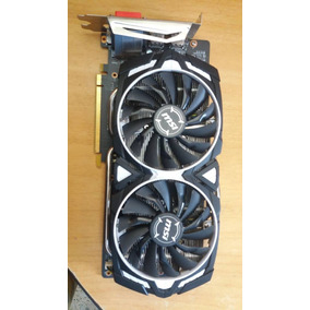 Tarjeta Video Msi Nvidia Geforce 1060 6gb Gtx Vendo O Cambio