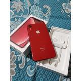 iPhone Xr 128gb Vermelho Na Caixa Com Nf