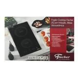 Fogão Cooktop Fischer Digital Indução 2 Queimador | 220v