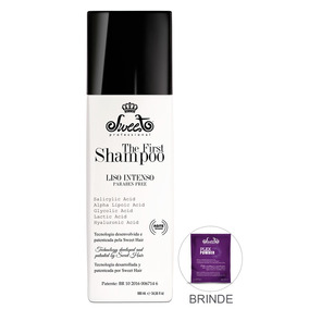The First Shampoo Alisante Sweet Hair Lançamento 980ml