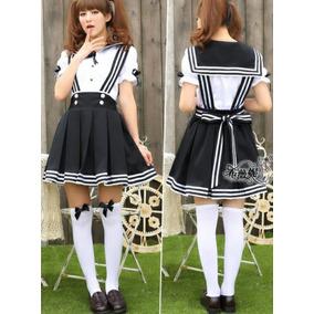 Cosplay Estudante Japones - Calçados af5e4196a56e