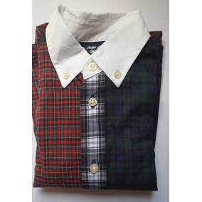 Camisa Bebe Menino Importada Polo Ralph Lauren Original 6ceafffee83
