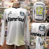 Camisa Grêmio - Topper - Manga Longa - Goleiro - M -  12 863c66c012872
