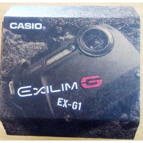 Camara Fotografica 12.1 Mp Casio Exilim G Exg1