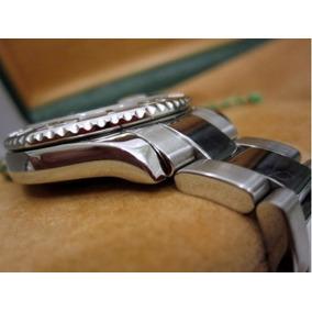 Rolex Yacht-master Midsize Stainless Steel Platinum Watch 16