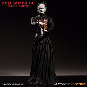 Hellraiser Iii Pinhead Vinyl Mezco Mz90510