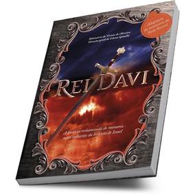 Livro Rei Davi Baseado No Romance Da Rede Record