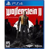 Wolfenstein 2 The New Colosus Ps4 Nuevo