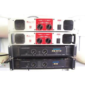 Amplificador De Potencia Pantex K10