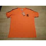 Camisa Retro Da Holanda 1974 Laranja Mecânica Uniforme 2 - Futebol ... 30c3750711d07