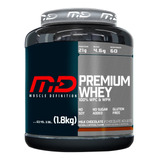 Whey Premium Md Muscle Definition 1.8kg