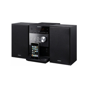 Mini Componente Equipo Sonido Sony Cd Mp3 Ipod Aux Fm Usb