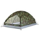 Tomshoo Tenda Camping Para 2 Pessoa Camada Único Ao Ar Livre