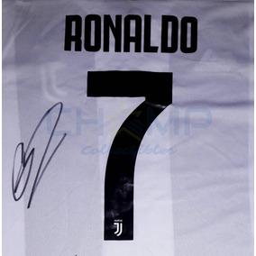 9b03b36b1 Jersey Autografiada Por Cristiano Ronaldo Subasta en Mercado Libre ...