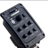 Microfono Ecualizador Fishman Presys 301 Para Guitarra Pream