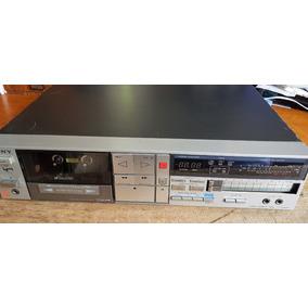 Tape Deck Sony Modelo Tc-fx510 Em Perfeito Estado