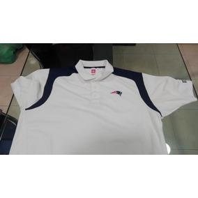 Patriots New Englan Playera Tipo Polo Nfl Tom Brady 1504ccffa93
