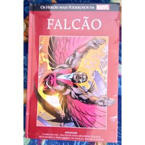 Graphic Novel Marvel Salvat # 19 - Falcão