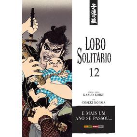 Mangá Lobo Solitário Nº 12 Ed. Dezembro/2018 - Lacrado