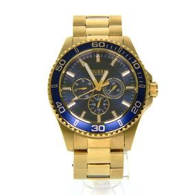 Reloj Guess Plata Dorado U13586l1 - Relojes Masculinos en Mercado ... 70f01b9d6b0f