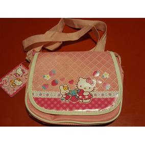 dec0cb185c Cartera Hello Kitty Para Niña