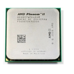 Phenom Il 2 X4 B97 3,2 Ghz 95w Socket Am3 Am2