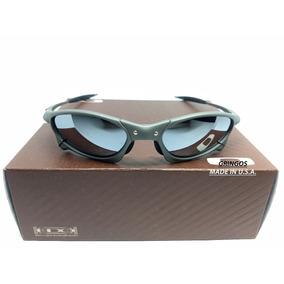 49dd9796b5799 Liquid Metal Juliet - Óculos De Sol Oakley Juliet no Mercado Livre ...