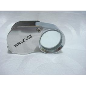 Lente Lupa 20 Cm - Instrumentos Ópticos no Mercado Livre Brasil 35637f22fe