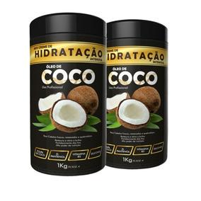 2 Cosméticos De Coco 1kg 1975 (carla-sp)