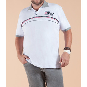 e12b4bfcb7 Camiseta Polo Olho Fatal - Camisetas Manga Curta no Mercado Livre Brasil