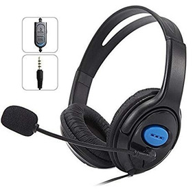 Fone Ouvido Headset Gamer Microfone Jogo Online Chat Xbox Ps