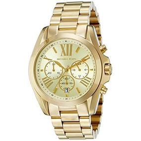 363a8bba618ae Relógio Michael Kors Mk 5605 Dourado en Mercado Libre México