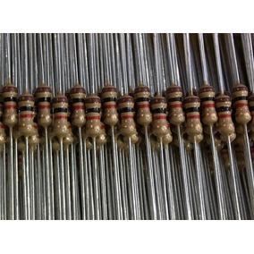 Resistor Cr25 1/4w 1k 5% Caixa Com 5 Mil Peças