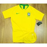 Camisa Seleção Brasileira Modelo Jogador no Mercado Livre Brasil 2c814e1f31198