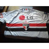 Camisa Original São Paulo Spfc 2009 - Reebok Lg Fast Shop Gg c154dcec5244b