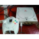 Sega Dreamcast + Control Y Juego Incluido