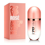 Perfume Mujer Carolina Herrera 212 Vip Rose Edp - 80ml