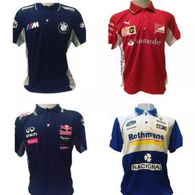 Camisa Da Williams F1 Felipe Massa - Camisetas e Blusas no Mercado ... 7f95f287eb8e3