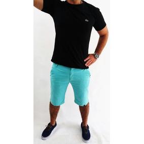 Bermuda Jeans Ou Sarja Masculina Marcas