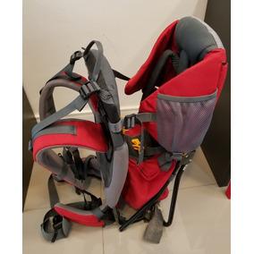 Transporte / Cadeira P/ Bebê Vermelho Deuter Trilha Passeio