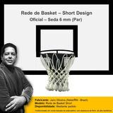 Rede De Basket, Cesta De Basket E Chuá De Basquete.