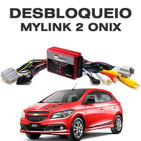 Desbloqueio De Vídeo Chevrolet Onyx Mylink 2 Ct-mylink-g2