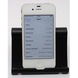 Iphone 4 16 Gigas Branco A1332 | Desbloqueado - Impecavel!
