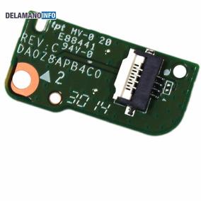 Placa Botão Power Acer Es1-411 Da0z8apb4c0 (10558)
