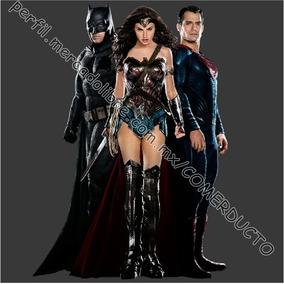 Playera Batman V Superman Playera Mujer Maravilla Gal Umiy