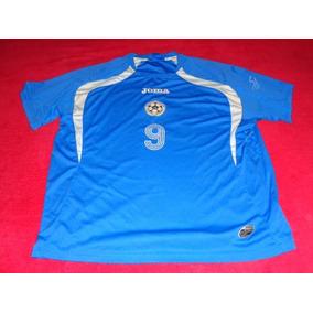 025cf16f1a3f6 Playera Futbol Selección Nicaragua en Mercado Libre México