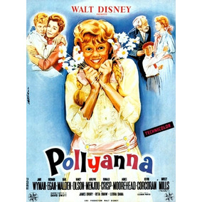 Pollyanna 1960 Dvd Filme Clássico Dublado