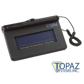 Coletor De Assinatura Topaz T-s460 Usb - Hsb-r + Nf